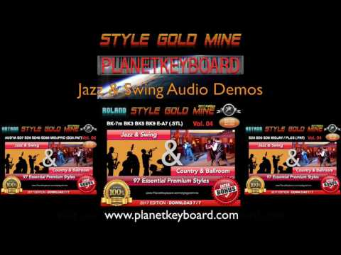 Style Gold Mine Styles Jazz Swing Ballroom Country