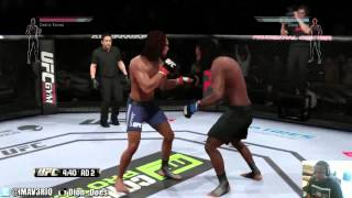 UFC - UFC Career Mode Ep.12 - BIG TROUBLE - UFC Fights 2014