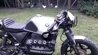 bmw r100 cafe racer sound - TH-Clip