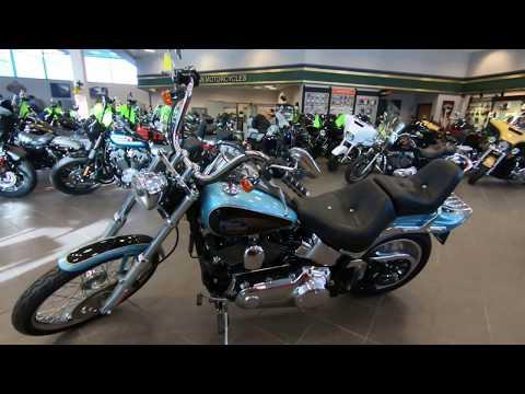 2007 Harley-Davidson Softail Custom FXSTC