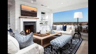 Coastal Living Room Furniture Ideas