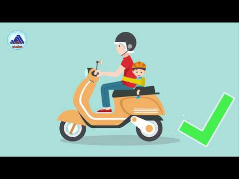 An toàn giao thông cho trẻ