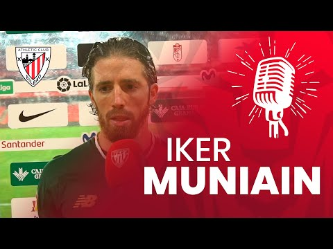 🎙 Iker Muniain | post Granada CF 4-0 Athletic Club| J38 LaLiga 2019-20