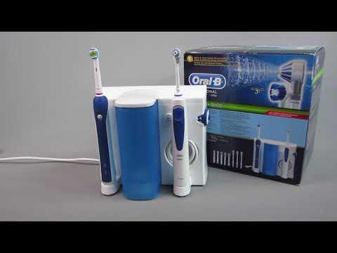 Analizamos la estación de limpieza bucal Oral B Oxyjet 3000 Pro
