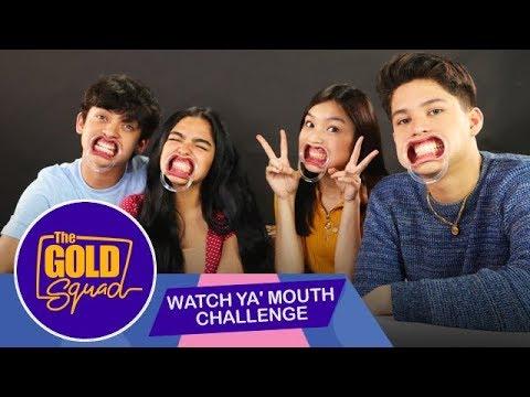 WATCH YA' MOUTH SQUADMATES! | The Gold Squad