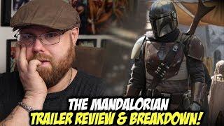 The Mandalorian   Trailer Review & Breakdown!!!