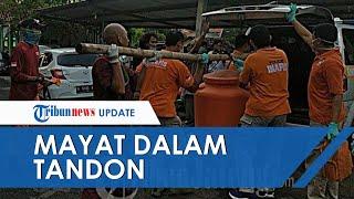Mayat Perempuan Ditemukan di Tandon Air di Semarang, Sudah Hilang Seminggu yang Lalu