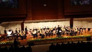 Finale Wind Orchestra 2012: 4. Sekolah Menengah Sains Machang