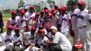 República Dominicana gana Sexto Torneo Panamericano de Béisbol Infantil