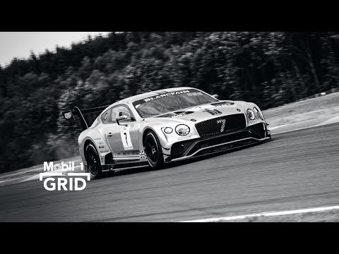 Forest Of Dreams – Bentley Team M-Sport On The 24 Hours Of Spa-Francorchamps | M1TG