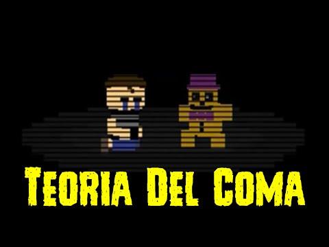 Teoría Del Coma | Five Nights At Freddy's 4 | Teoría | FNAF 4