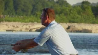 Ohio River Falls Fly Fishing