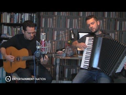 Debonair Accordion - La Foule