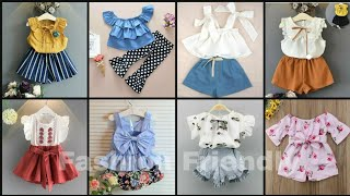 Latest Baby Girl Outfit Collection 2019/ Cute Dresses For Kids Girls - Fashion Friendly