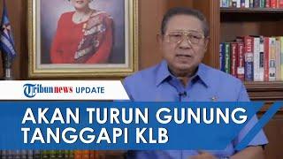 SBY akan Kembali 'Turun Gunung' Tanggapi KLB, Kader Demokrat Diminta Simak Arahannya