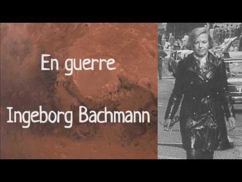 Vidéo de Ingeborg Bachmann