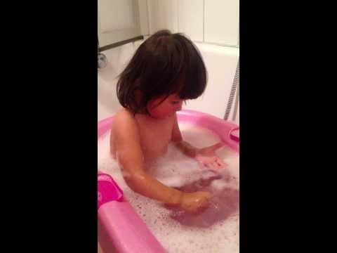 Evelynnarak @ ลงอ่าง อาบน้ำป๋อมแป๋ม