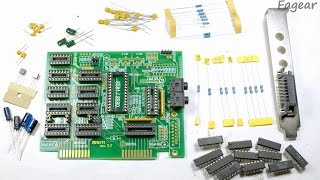 C64 Soundchip SID 6581 with Arduino Duemilanove