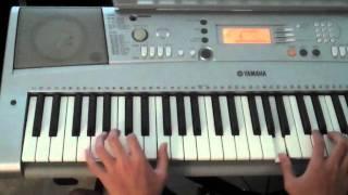 Tonight I Know Piano Tutorial