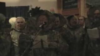preview picture of video 'Mitternachtseinlage des MGV Frohsinn Mörbisch 2010: Mein kleiner grüner Kaktus'