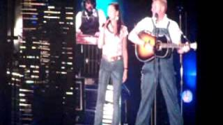 Zac Brown Band ft. Joey + Rory - This Song's For You - CMA Fest 2010