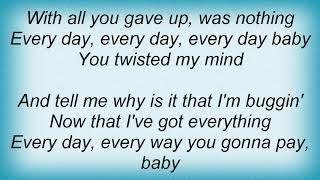 Angie Stone - Everyday Lyrics