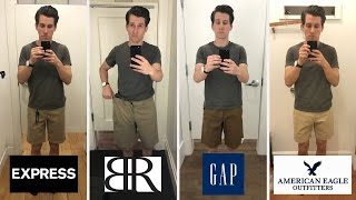 Best Mens Chino Shorts (5 Slim Fit Shorts Compared)
