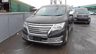 Автомобили из Японии - выгрузка 14 авто 23-28 мая 2018 г.