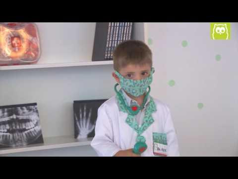 Disfraz y artículos de Doctor en Eurekakids