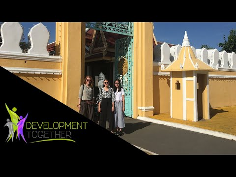 Estelle's Experience | Occupational Therapy Work Experience in Cambodia