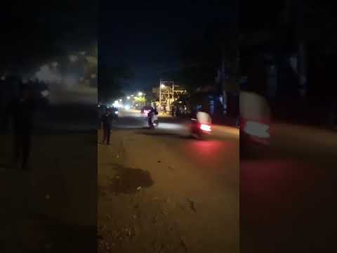 Accident In New Year Night  1:1:2019  Coimbatore