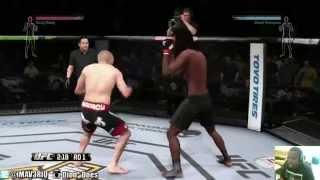 UFC - UFC Career Mode Ep.14 - LAST CHANCE - UFC Fights 2014