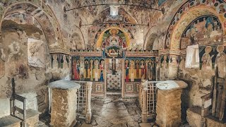 Abandoned 1600s Monastery with untouched Church / Lost Abandoned Places europe