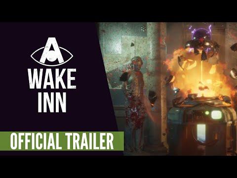 Date Reveal Trailer (PC VR) de A Wake Inn