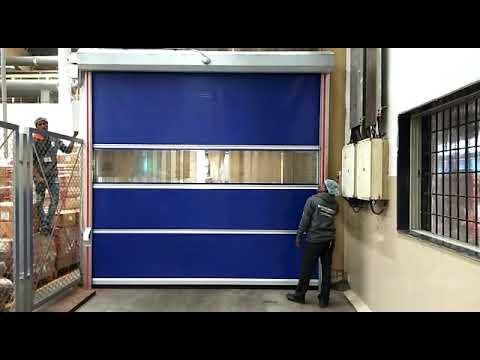 Rapid Roll Up Door