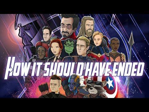 Avengers: Endgame - Jak to mělo skončit