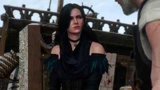 Wiedźmin 3: Dziki Gon - Geralt łamie serce Yennefer (Ostatnie życzenie)