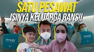 CHARTER PESAWAT BUAT RAYAIN WEDDING ANNIVERSARY KE LABUAN BAJO!!