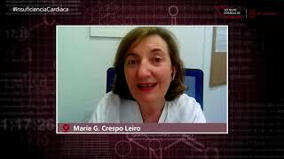 Pronóstico al año de la insuficiencia cardiaca en España. María G. Crespo-Leiro