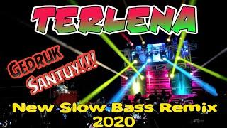 DJ TERLENA SLow Bass Remix Mantab...