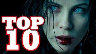Top 10 Sexiest VAMPIRE Movies