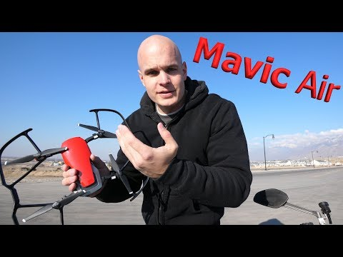 Mavic Air *ALMOST* Became my Least Favorite Drone – Review