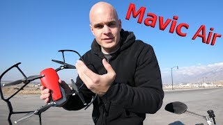 Mavic Air *ALMOST* Became my Least Favorite Drone - Review