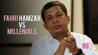 Fahri Hamzah VS Millenials #AsumsiLive