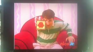 Blue's Clues Thinking Time chickadees favorite nursery rhyme