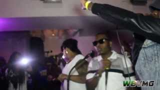 "Futuristic Love (Elroy) - ABM ""The M"" ft YUNG LA - Layla Lounge 8−24−2013"