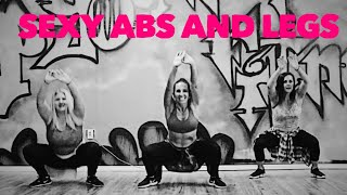 Sexy Legs and Abs Dancestrong Zumba Toning - Easy to Follow! dance workout