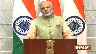 PM Modi Addresses Nation On The Eve Of New Year 2017
