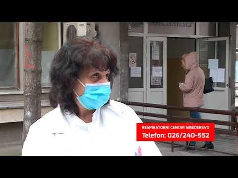 Respiratorni centar sa Carine prebačen u Dečiji dispanzer Doma zdravlja