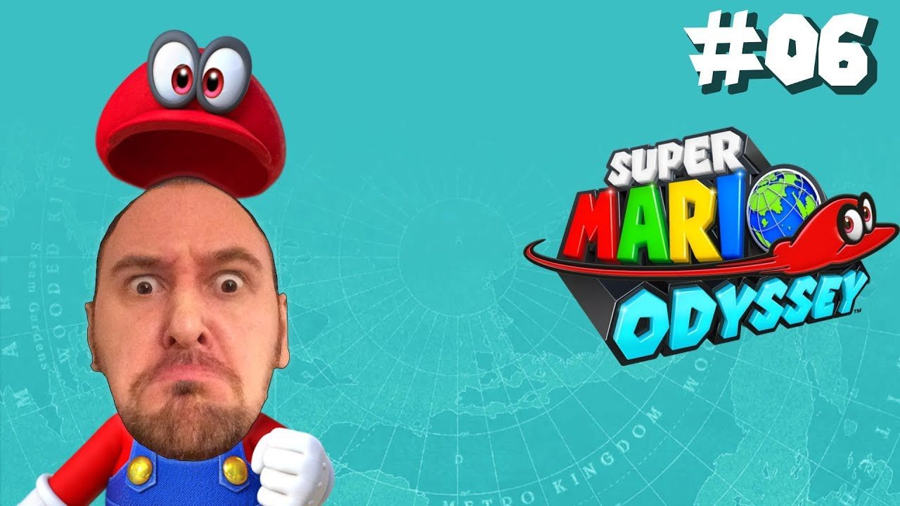 Super Mario Odyssey – Part 6: Dark Souls Land und Bowsers Land